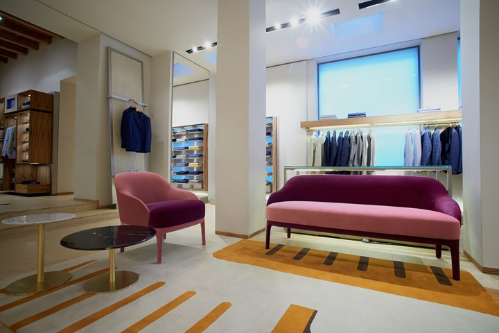 Marelli for the new Fay Showroom in Milan