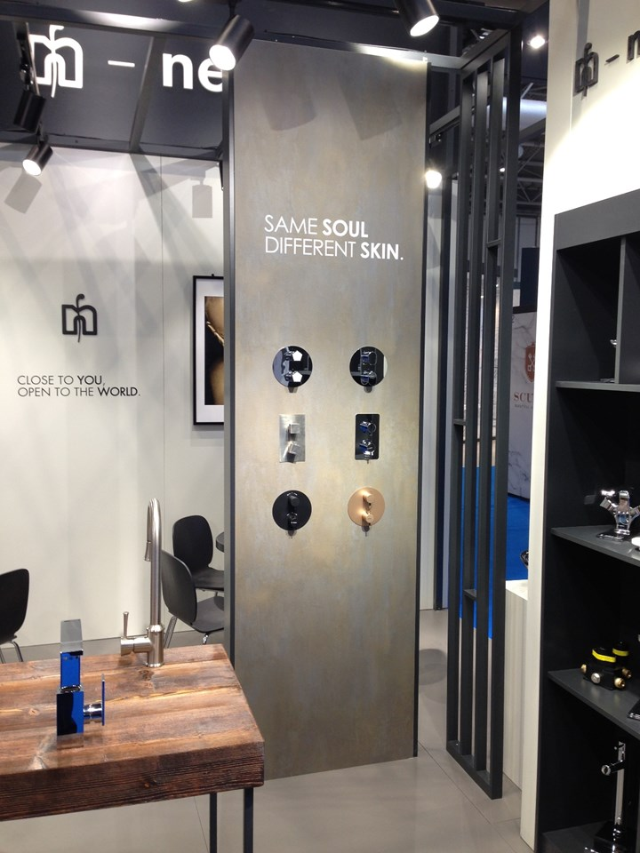 Best Stand Award for Newform at KBB